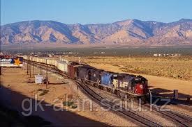 Транзитные перевозки по территории Республики Казахстан