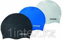 Шапочка для плавания INTEX Силиконовая