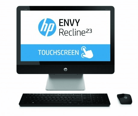 Моноблок HP ENVY Recline 23-k450nr