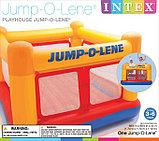 Надувной детский игровой центр-батут Intex Jump-o-Lene, фото 3