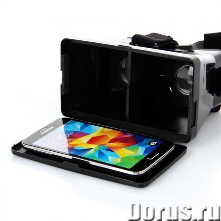 Видео очки 3D для телефонов iOS и Android.