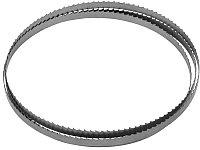 Полотно ЗУБР для ленточной пилы ЗПЛ-350-190, L-1425мм, H-8,0мм, шаг зуба-2мм (12TPI), материал: углерод сталь-65Г