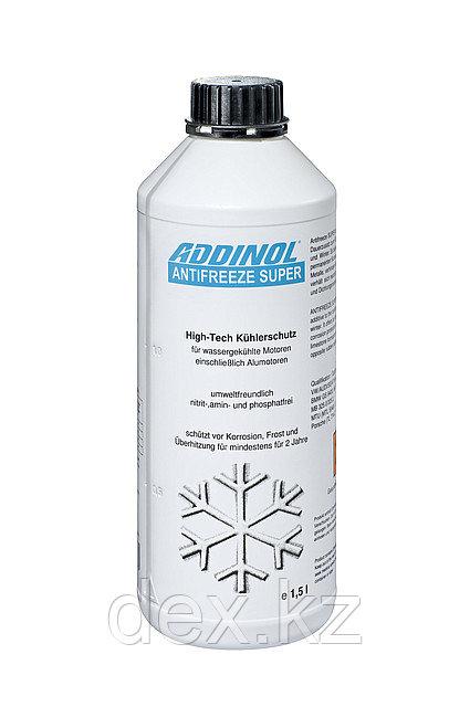 Охлаждающая жидкость ADDINOL ANTIFREEZE SUPER (G11)