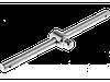 """Вороток ЗУБР """"МАСТЕР"""" T-образный для торцовых головок (1/4""""), Cr-V, хроматированное покрытие, 115мм"""