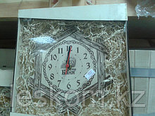 Часы деревяные