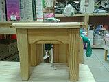 Стульчик деревянный маленький , фото 2