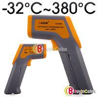 Бесконтактный цифровой ИК термометр с лазерным указателем, фото 1