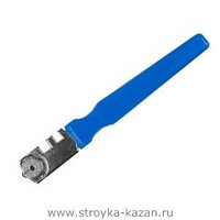 """Стеклорез STAYER """"PROFI"""" роликовый, 6 режущих элементов, с пластмассовой ручкой"""