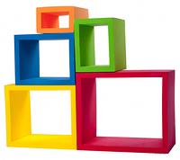 Игровой набор 5 блоков, фото 1