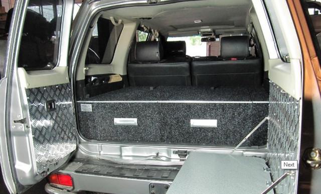 Ящики и багажные системы
