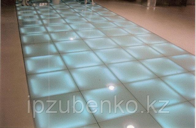 Триплекс стеклянные полы