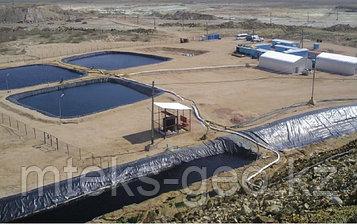 Гидроизоляция искуственных озер, прудов и лагун