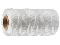 Шпагат ЗУБР многоцелевой полипропиленовый, белый, 1200текс, 110м