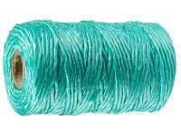 Шпагат ЗУБР многоцелевой полипропиленовый, зеленый, 1200текс, 60м