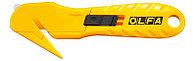 """Нож OLFA""""HOBBY CRAFT MODELS""""для хоз работ,безопасный,для вскрытия стрейч-пленки,пластиковых шинок и коробок,17,8мм"""