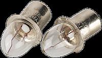 Лампа криптоновая СВЕТОЗАР без резьбы, для фонарей с 4-мя батареями, 4,8 В / 0,75 А