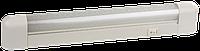 """Светильник люминесцентный СВЕТОЗАР модель """"СЛ-108""""  с плафоном и выключателем, лампа Т4, 370x22x44мм, 8Вт"""