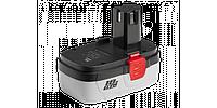 Батарея ЗУБР аккумуляторная для шуруповертов, 1,5 А/ч, 18.0 В
