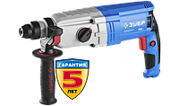 """Перфоратор ЗУБР """"ПРОФЕССИОНАЛ"""", SDS-plus, реверс, горизонтальный, металлич редуктор, 3,4Дж, 0-960об/мин, 0-5300уд/мин, 1100Вт, кейс"""