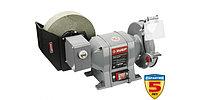 Станок ЗУБР точильный, диски 150х20х32мм/200х40х32мм, 134об/мин, 350Вт