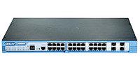 S5300-28G-4TF коммутатор PoE