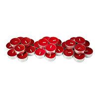 СИНЛИГ Свеча греющая аром 30 шт, Красные садовые ягоды, красный