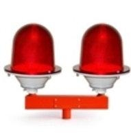 Заградительный огонь ЗОМ-А, сдвоенный красный/бесцветный, фото 1