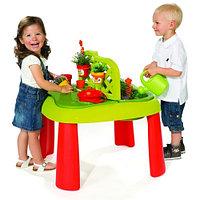 Развивающий столик для игр Маленький садовник 840100 Smoby