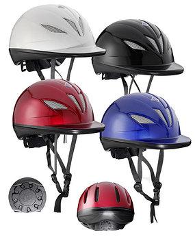 Шлемы. Каски для верховой езды