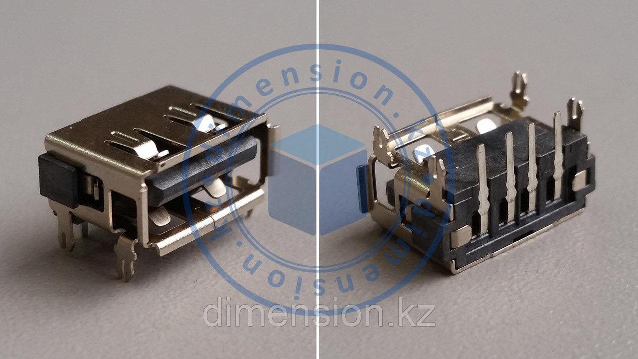 USB 2.0 Разъем LENOVO G580 (глянцевый)