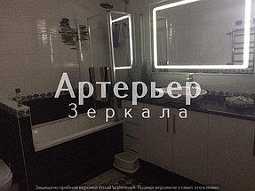 Зеркало с подсветкой в частную квартиру 2