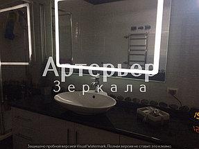 Зеркало с подсветкой в частную квартиру 3