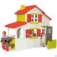 Двухэтажный коттедж 320023 Smoby, фото 1