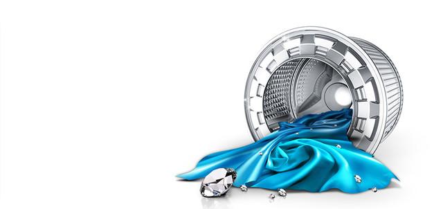 Как устранить запах из стиральной машинки