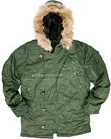 Куртка Alpha N-3B зима