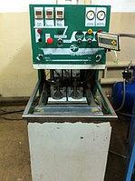 Полуавтомат выдува ПЭТ от 0,2 до 6,0 л. Б/У, в комплекте компрессор, пресс форма.