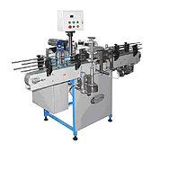 Этикетировочный автомат на полипропиленовую этикетку, ЭТМА-312, до 3000 бут/час