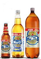 Линия розлива газводы, лимонада, кваса, пива (розлив в ПЭТ тару и в стекло, полная комплектация)