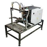 Оборудование для розлива воды в 19 л. тару. Автомат