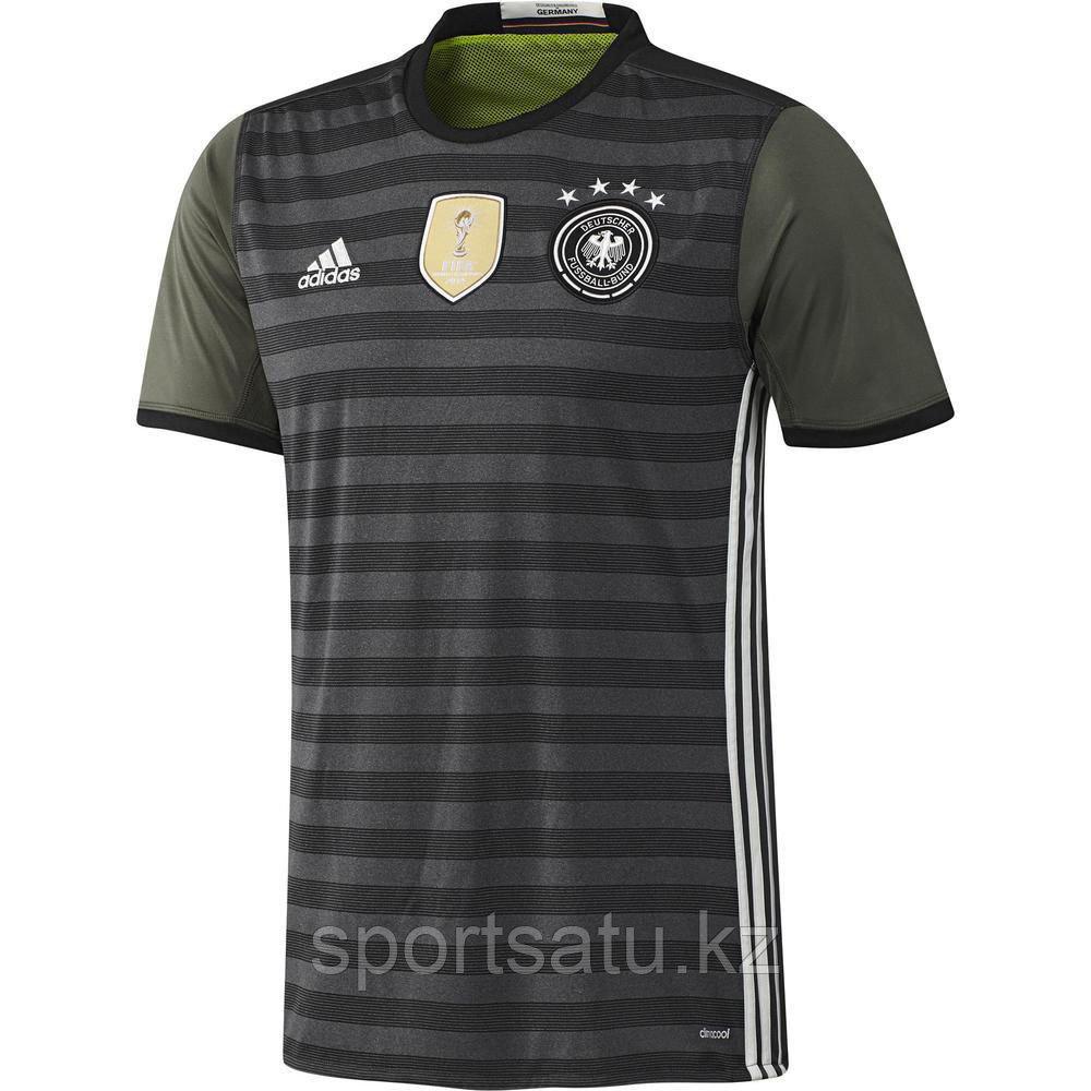 Сборная Германия футбольная форма 2016-17 гостевая