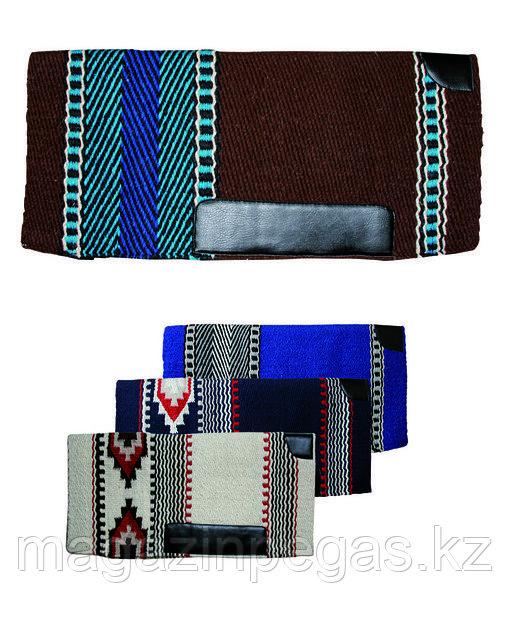 Вальтрап Natowa вестерн с кожаными накладками