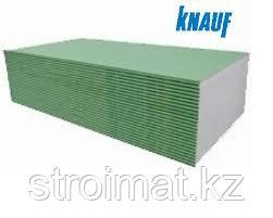 Гипсокартон Knauf влагостойкий потолочный 9.5 мм
