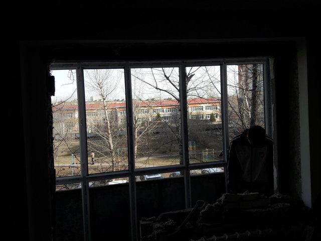 Остекление и обшивка балкона без утепления ул.Петрова 5 12