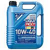 Мотороное масло 10w40 Liqui Moly
