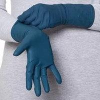 Перчатки медицинские латексные повышенной прочности