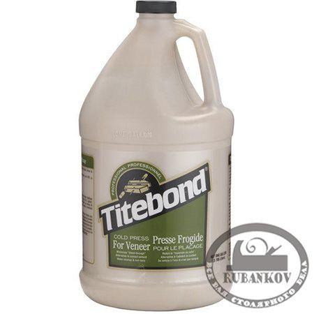 Клей Titebond Cold Press Veneer столярный 3,8л