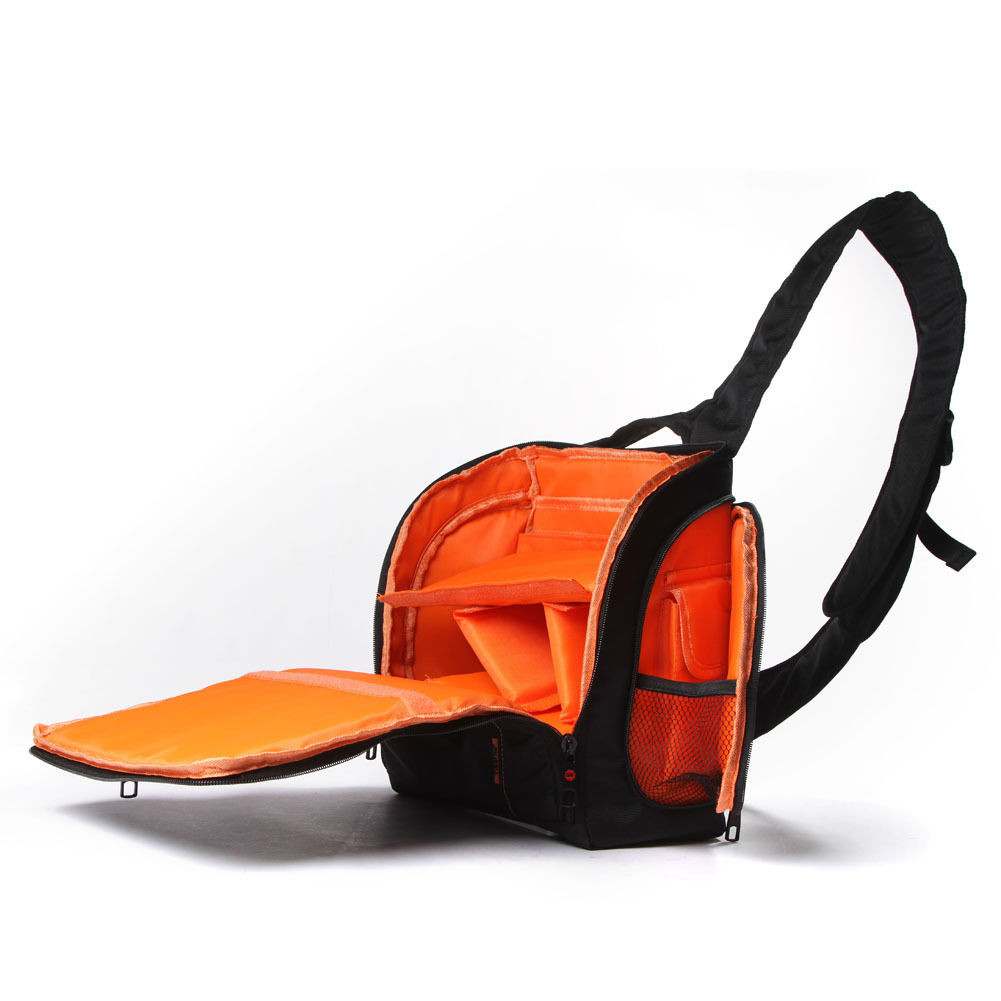 Водонепроницаемый слинг-рюкзак для зеркальных фотоаппаратов