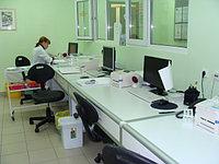 Мебель ПГЛ в реальном лабораторном интерьере