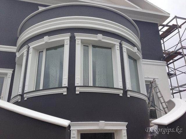 Фасадный декор -1