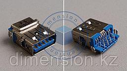 USB 3.0 Разъем HP Envy M6-1000 series ACER Aspire 5750G 5755G V3-571G E1-571G